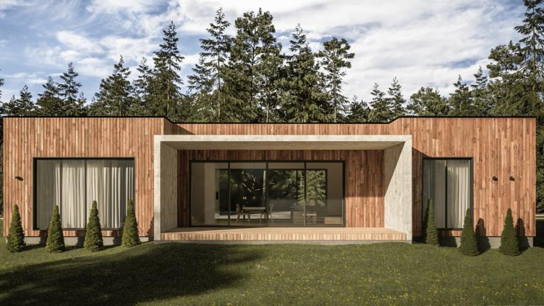 Timber 118116m2 | ~€109,000